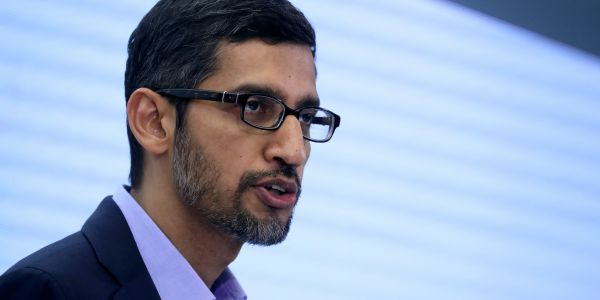 Google CEO Sundar Pichai has encouraged employees to volunteer during the pandemic - and will boost company donation matching