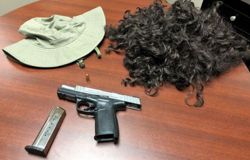Wig-wearing man accused of robbing 2 Greenville banks arrested, police say