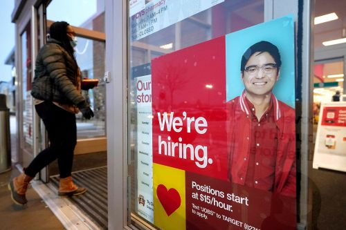 US workers file 406,000 new jobless claims as economy heats up