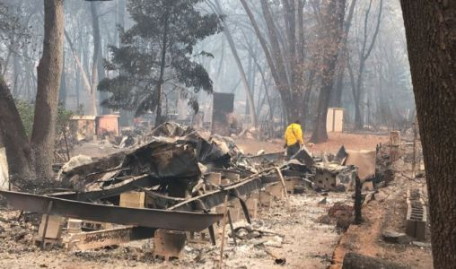 All evacuation orders lifted in deadly California wildfire
