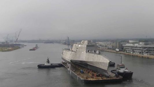 USS Kansas City gets June commissioning date