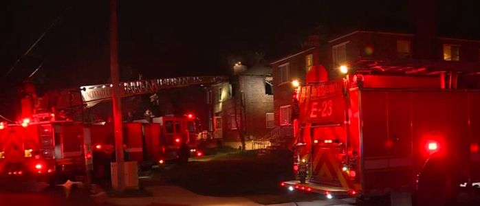FD: Woman, 2 children taken to hospital after escaping apartment fire in Madisonville
