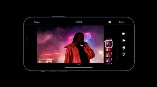 IMovie for iOS updated with support for Dolby Vision HDR ahead of iPhone 12