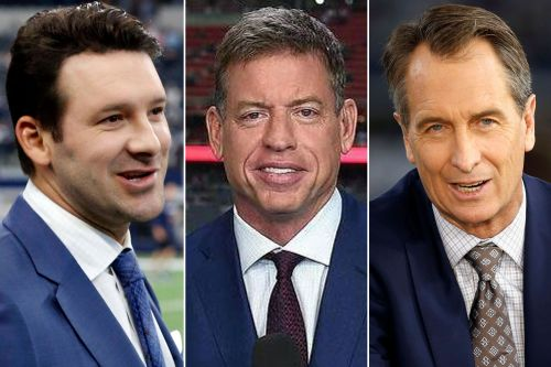 NFL TV analysts drowning telecasts with endless talking