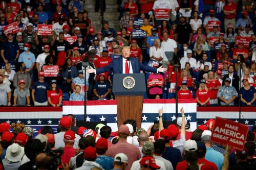 Tulsa Health Official Suspects Trump Rally Caused Virus Surge