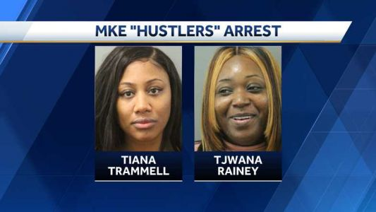Two Milwaukee moms accused of drugging, robbing men in Chicago bars