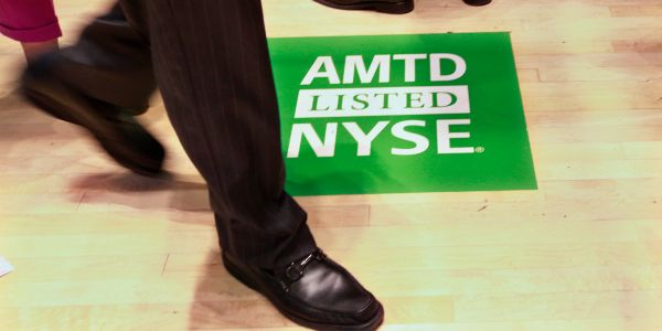 TD Ameritrade jumps as much as 6% after DOJ approves Charles Schwab takeover deal