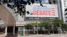 Read Live Updates On Night 1 Of The NBC Democratic Presidential Debate