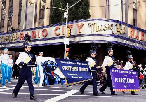 Essay earns student - and Panther Band - $10,000 scholarship