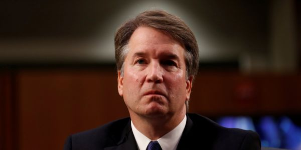 A former classmate of Brett Kavanaugh reportedly tipped off the FBI and senators to another allegation of sexual misconduct