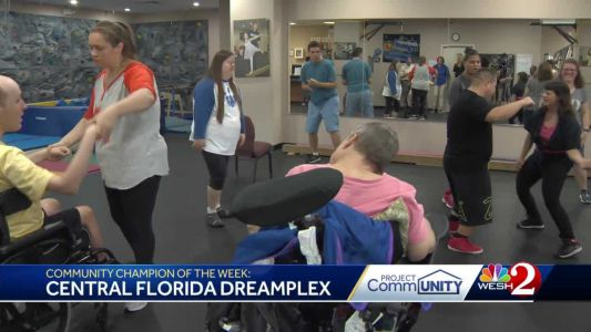 Central Florida DreamPlex combines therapy, fun, fitness for people with disabilities