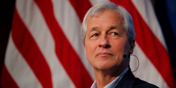 Jamie Dimon tells shareholders he expects the coronavirus to cause a 'bad recession' and 'financial stress similar to the global financial crisis,' at a minimum