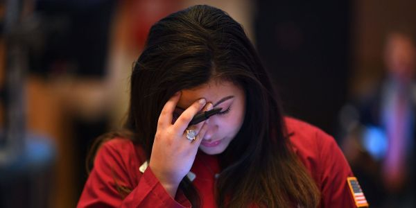 The risk of a stock market correction is increasing as resistance levels come into play, BofA says