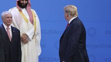 Trump Likes The US-Saudi Status Quo. Thanks To The CIA, Congress Wants It Upended