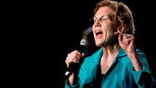 Warren Slams Bloomberg For Delaying FEC Report Until After Super Tuesday