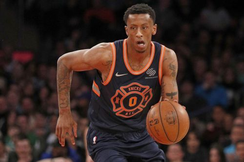 Knicks dump last year's surprise Troy Williams