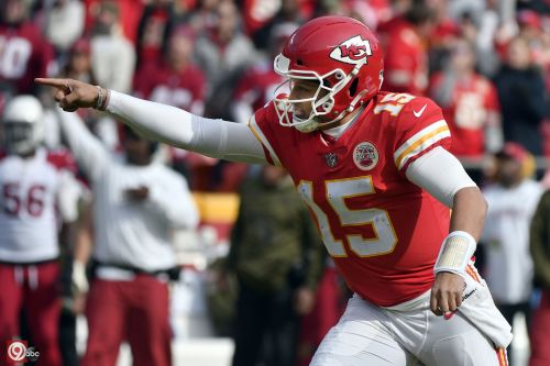 A trip to the Super Bowl is on the line for the Kansas City Chiefs