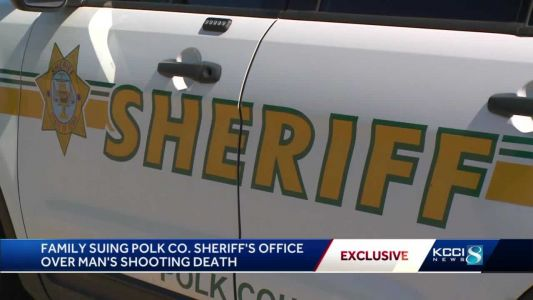 Exclusive: Family sues Polk County Sheriff's Office after deputy shot man 2 years ago