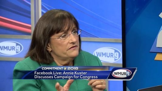 Kuster answers questions on Facebook Live