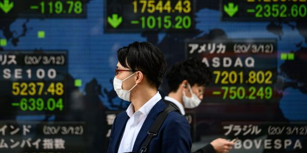 US futures and global stocks slip as investors brace for key inflation data and company earnings