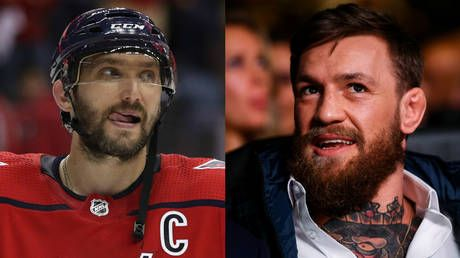 'Manuscripts don't burn!' Conor McGregor gives famous Master & Margarita quote salute to Ovechkin
