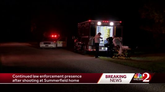 SWAT team, hostage negotiators respond to Summerfield home