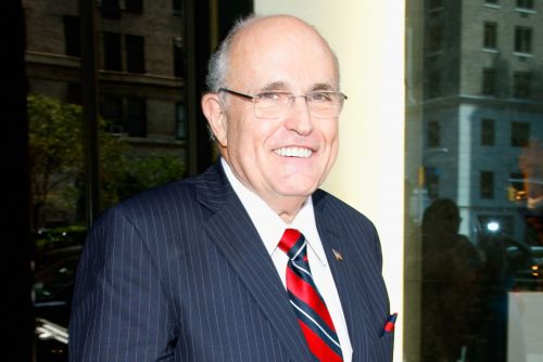 Inside Rudy Giuliani's birthday party at Yankee Stadium