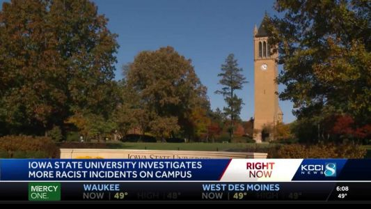 ISU investigating new round of racist incidents on campus