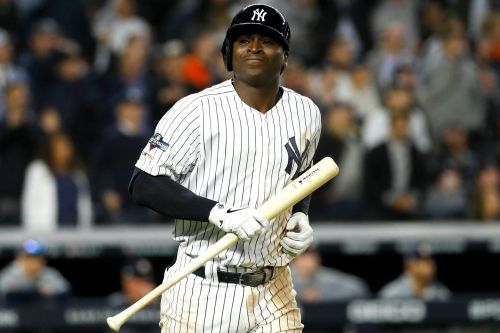 Yankees' Didi Gregorius' gives quick response to playoff dead ball talk