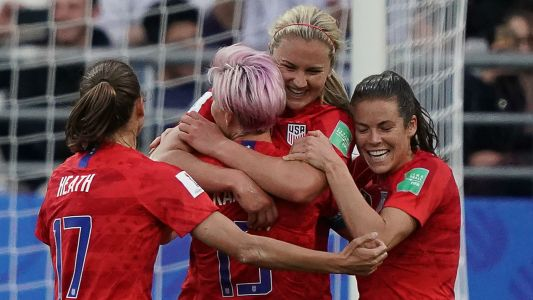 Women's World Cup 2019: Lindsey Horan says depth is what makes USWNT 'so special'