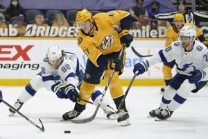 Predators' McCarron suspended 2 games for illegal head check