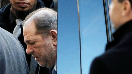 Imprisoned film mogul Harvey Weinstein turned over for extradition to California in sex crime case