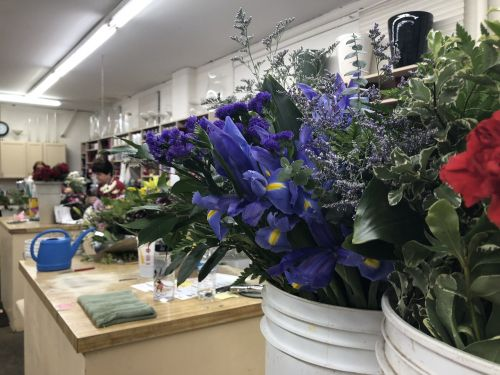 Local flower shop fills hundreds of Valentine's Day orders