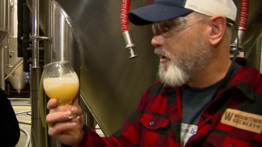 First pints of beer benefiting fallen firefighter's family to be served
