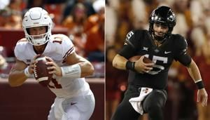 No. 18 Iowa State visits No. 13 Texas in key Big 12 game