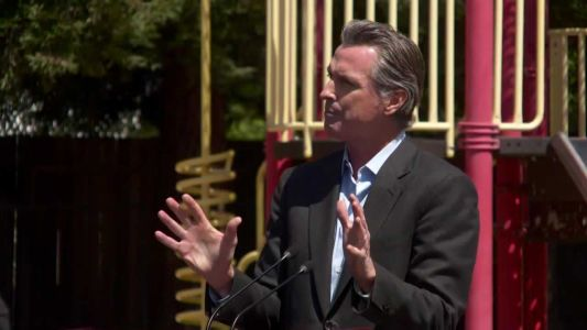 'Reimagine the school year': Newsom pushes reopening as many California districts resist