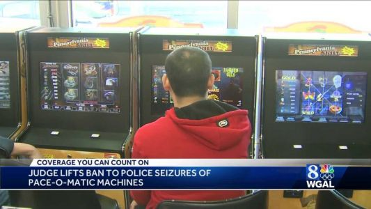 Judge lifts ban on Pennsylvania State Police seizures of skill game machines