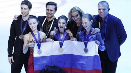'Child factory & inhumane culture': Russia's figure skating system faces lazy stereotypes simply because it's winning
