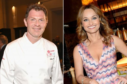 A-list chefs help celebrate Food Network's 25th birthday