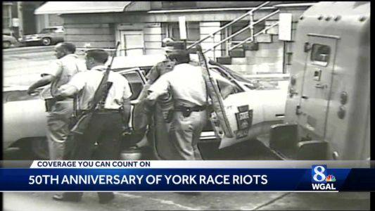 50 years ago, York race riots made unforgettable impact on city
