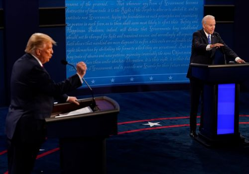 In final presidential debate, Trump, Biden pitch different visions of America, go after each other on virus, taxes