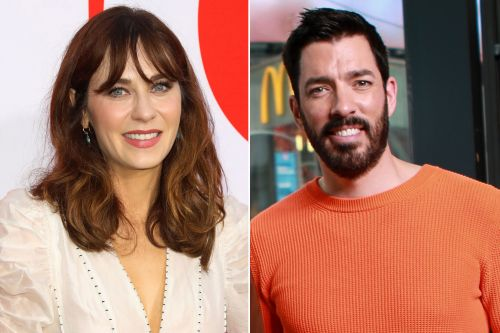 Zooey Deschanel reportedly moves on with 'Property Brothers' star Jonathan Scott
