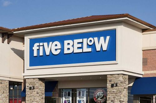 Discount store Five Below starts selling products for more than $5