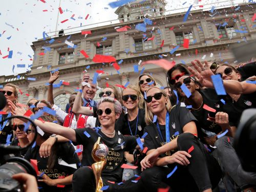 The World Cup-winning US women's soccer team tracked their periods for peak performance, and evidence shows everyday athletes can benefit from doing the same