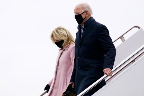 Biden, first lady will travel to Texas on Friday to review storm damage