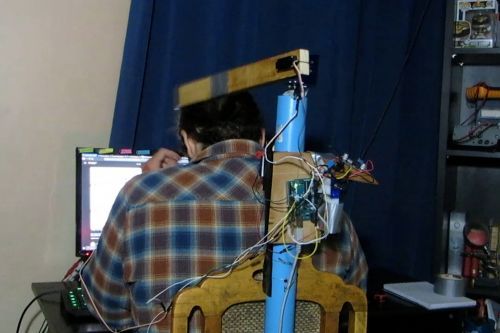 How to fix bad posture? Rude robot hits the nail on the head