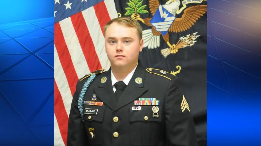 Funeral services set for Westmoreland County soldier; body being returned to Pittsburgh tonight