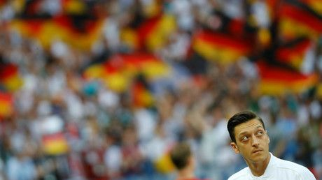 'Racism and disrespect': Mesut Ozil announces shock international retirement
