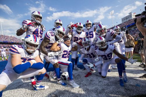 Who perfect Bills beat shouldn't matter as real fun beings