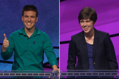 'Jeopardy!' champs James Holzhauer, Emma Boettcher will face off again
